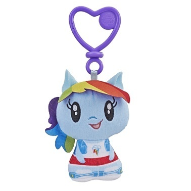 My Little Pony My Little Pony Cutie Mark Crew Klipsli Peluş Renkli